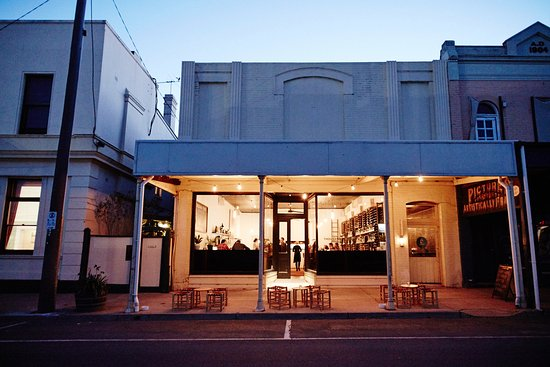 Thousand Pound Wine Bar  Store - Accommodation Melbourne