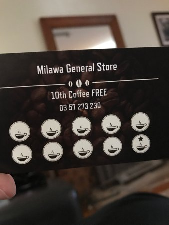 Milawa General Store and Coffee Shop - Accommodation Melbourne