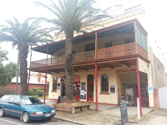 Royal Hotel Dunolly - Accommodation Melbourne