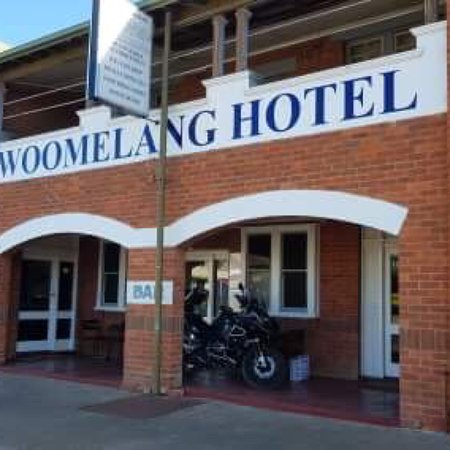 Woomelang Hotel - Accommodation Melbourne