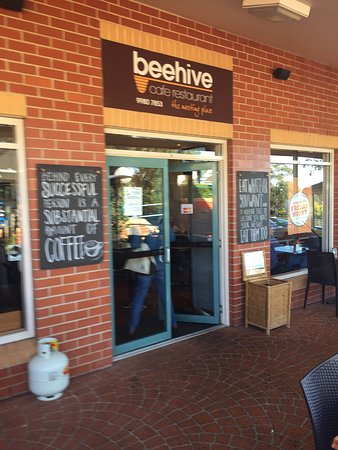 Beehive Cafe - Accommodation Melbourne