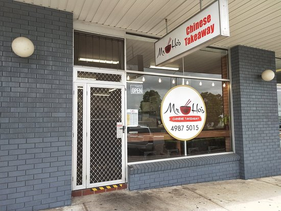 Mr Ho's Chinese Takeaway - Accommodation Melbourne
