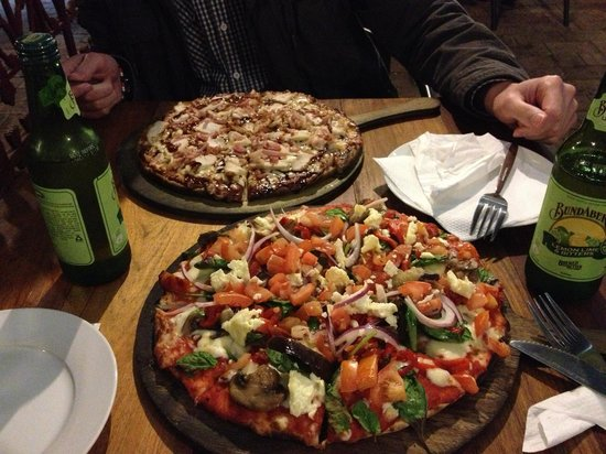 Morpeth Woodfire Pizza  Indian Delicacies - Accommodation Melbourne