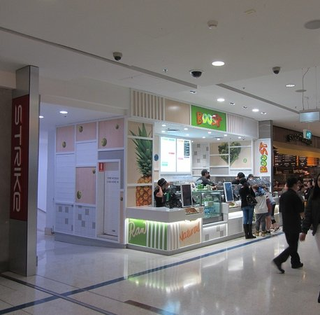 Boost Juice Macquarie Centre - Accommodation Melbourne