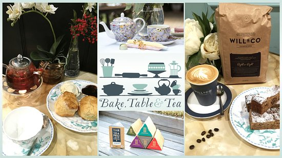 Bake Table  Tea - Accommodation Melbourne