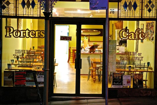 Porters Cafe - Accommodation Melbourne