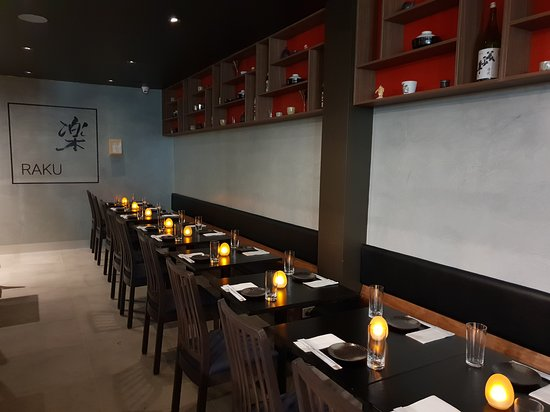 Raku Izakaya - Accommodation Melbourne