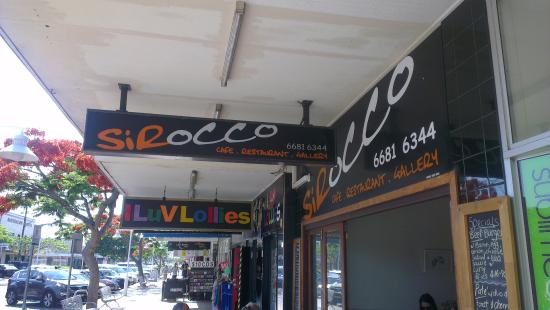 Sirocco Cafe and Gallery - Accommodation Melbourne