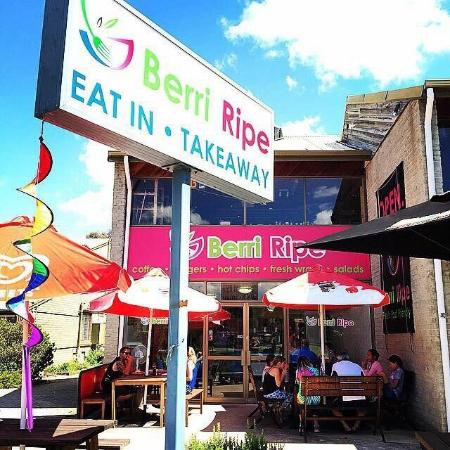 Berri Ripe Cafe  Takeaway - Accommodation Melbourne