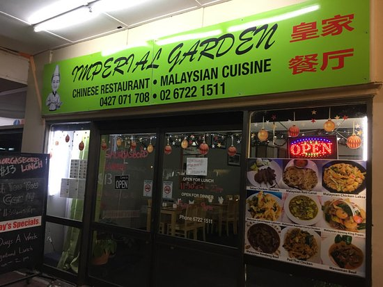 Imperial Garden Chinese Malaysian Cuisine - Accommodation Melbourne