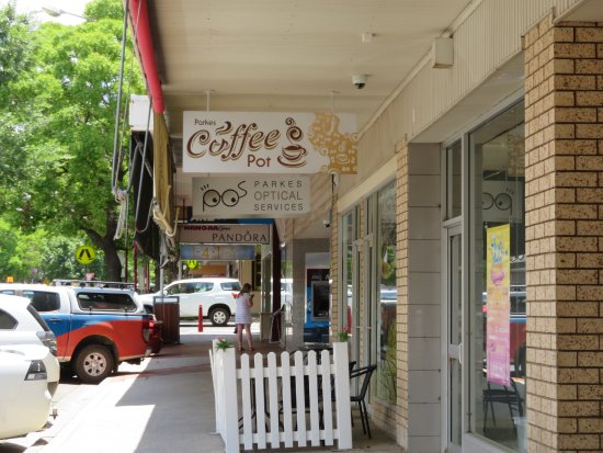 Parkes Coffee Pot - Accommodation Melbourne