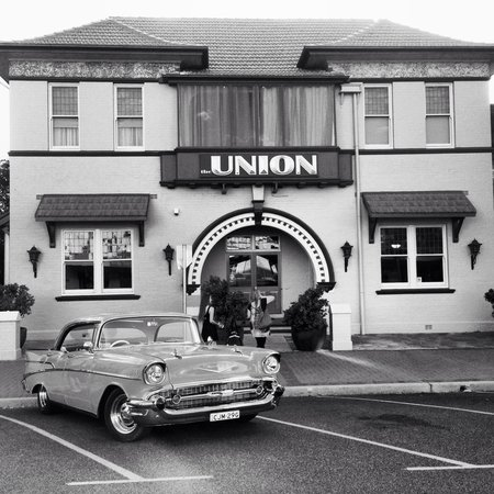 The Union Bar Inverell - Accommodation Melbourne