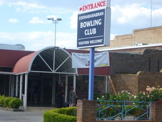 Coonabarabran Bowling Club - Accommodation Melbourne