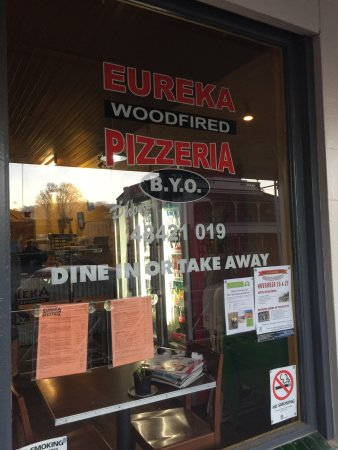 Eureka Pizzeria - Accommodation Melbourne