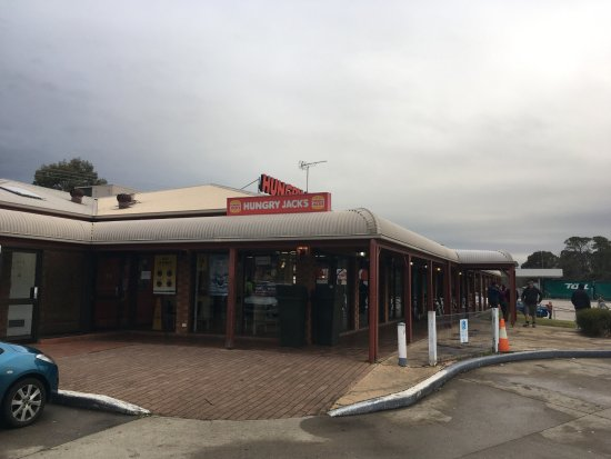 Hungry Jacks - Accommodation Melbourne