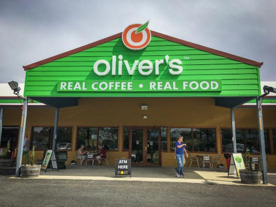Oliver's Real Food - Accommodation Melbourne