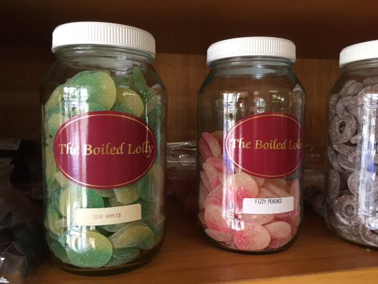 The Boiled Lolly - Accommodation Melbourne