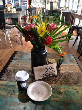 Dusty Beans Cafe - Accommodation Melbourne