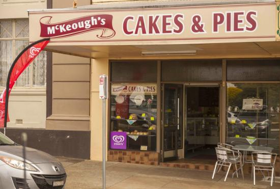 McKeoughs Cake Shop - Accommodation Melbourne