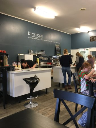 The Keystone Cafe - Accommodation Melbourne