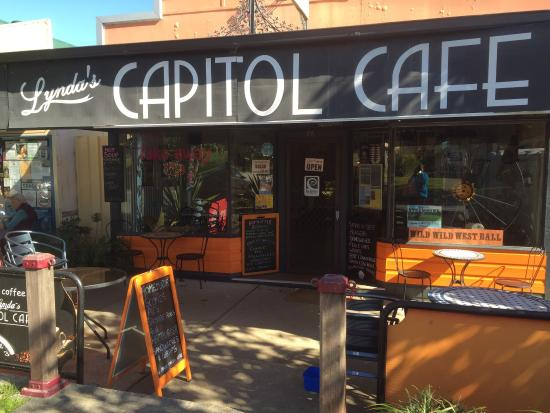 Capital Cafe - Accommodation Melbourne