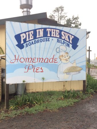 Pie in the Sky Roadhouse - Accommodation Melbourne