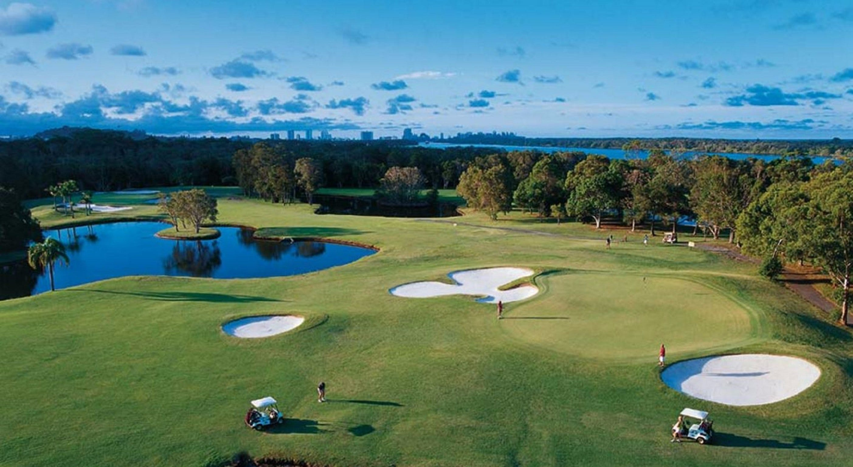 Coolangatta Tweed Heads Golf Club - Accommodation Melbourne