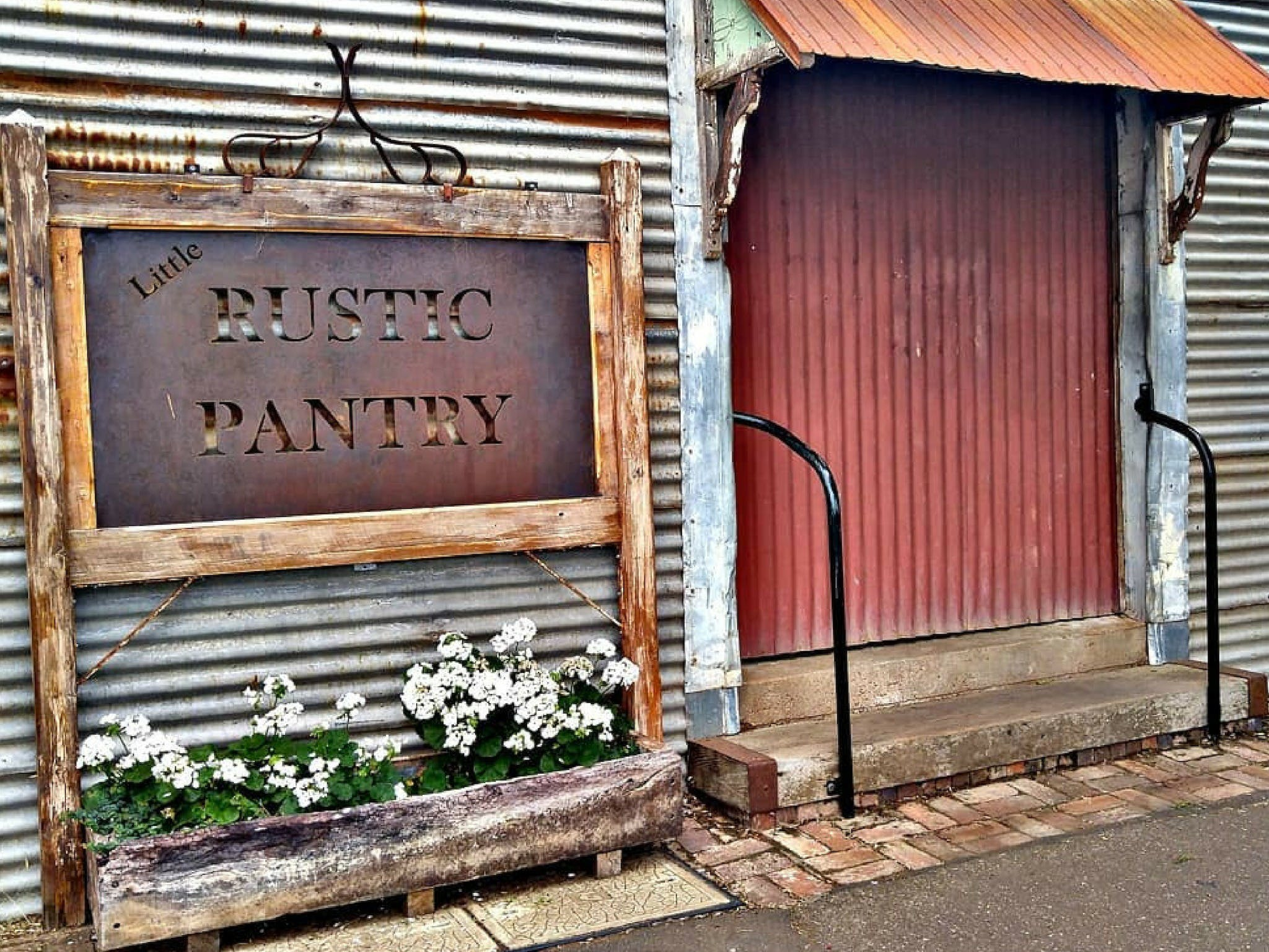Little Rustic Pantry - Accommodation Melbourne