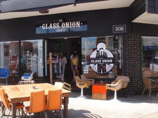 The Glass Onion Society - Accommodation Melbourne