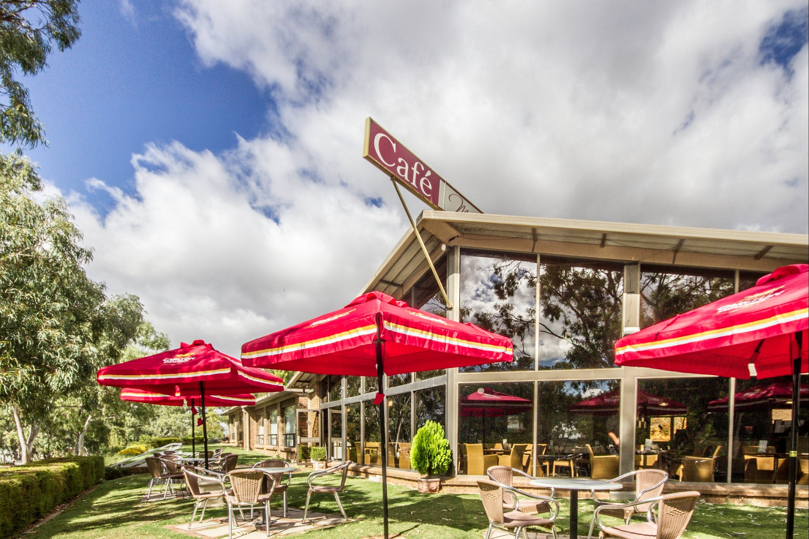 Cafe Mannum - Mannum Motel Complex - Accommodation Melbourne