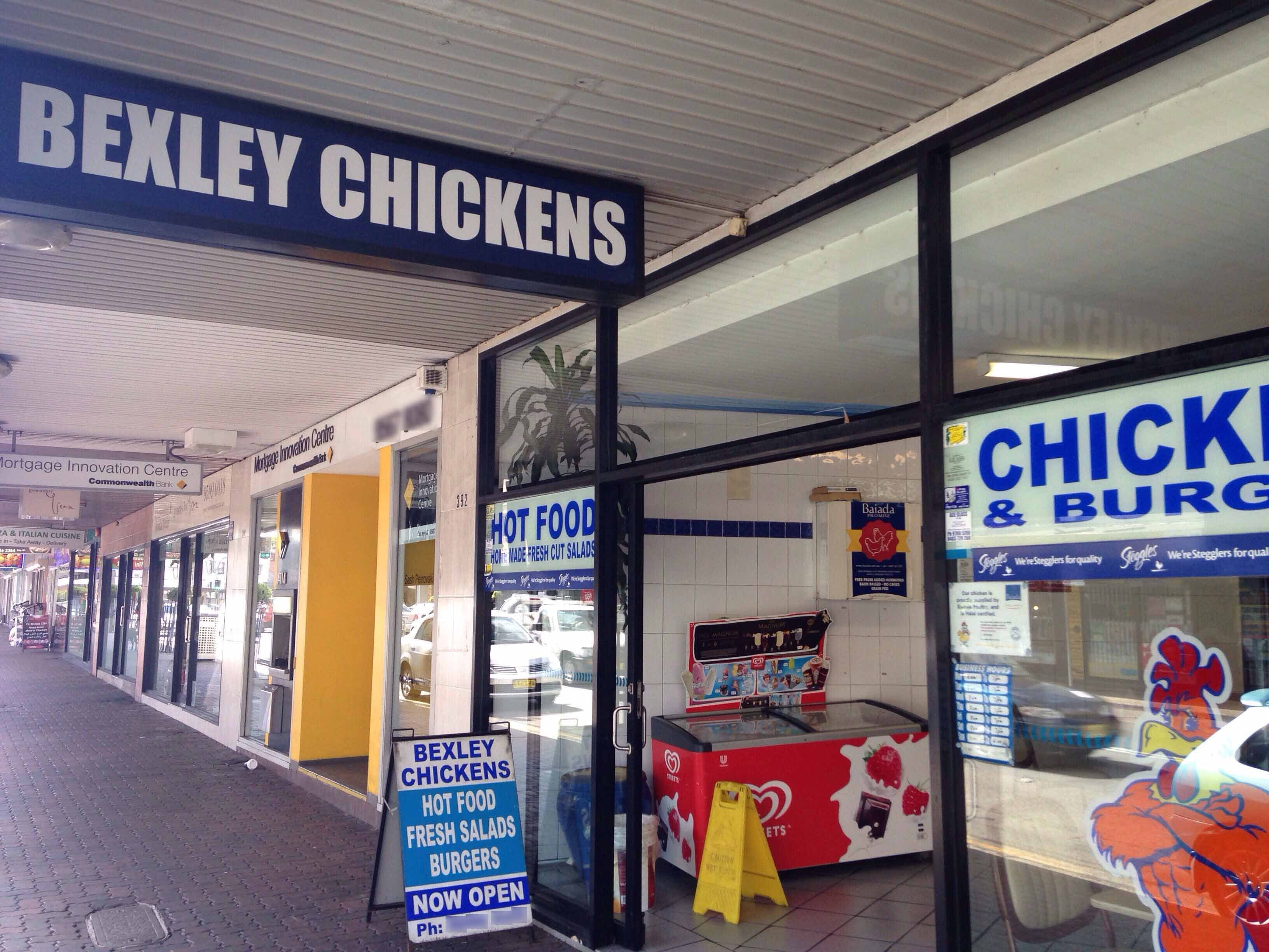 Bexley Chicken - Accommodation Melbourne