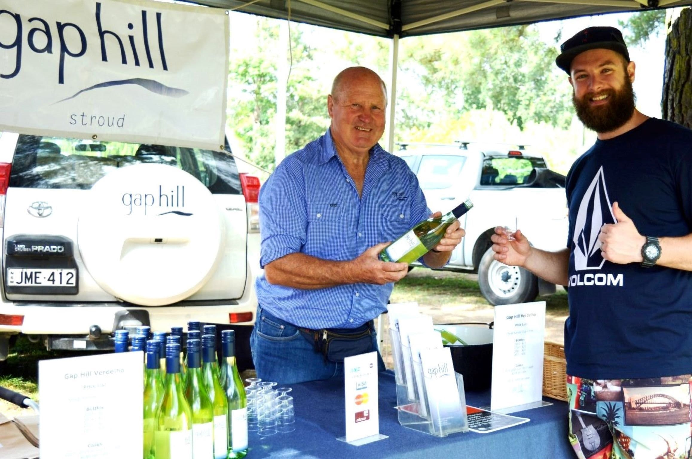 Gap Hill Wines - Accommodation Melbourne