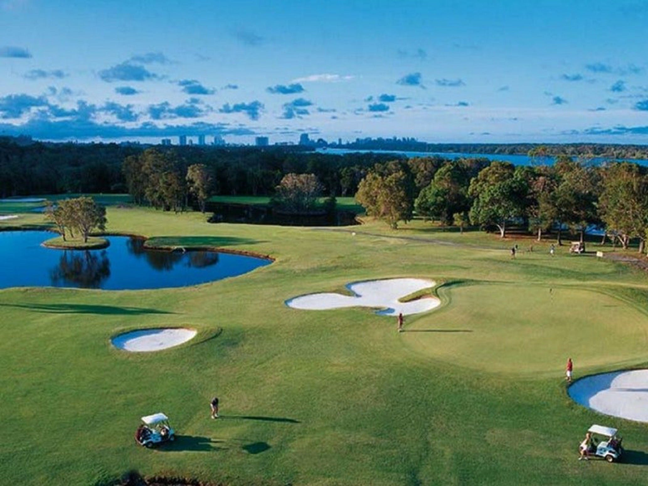 Coolangatta and Tweed Heads Golf Club - Accommodation Melbourne