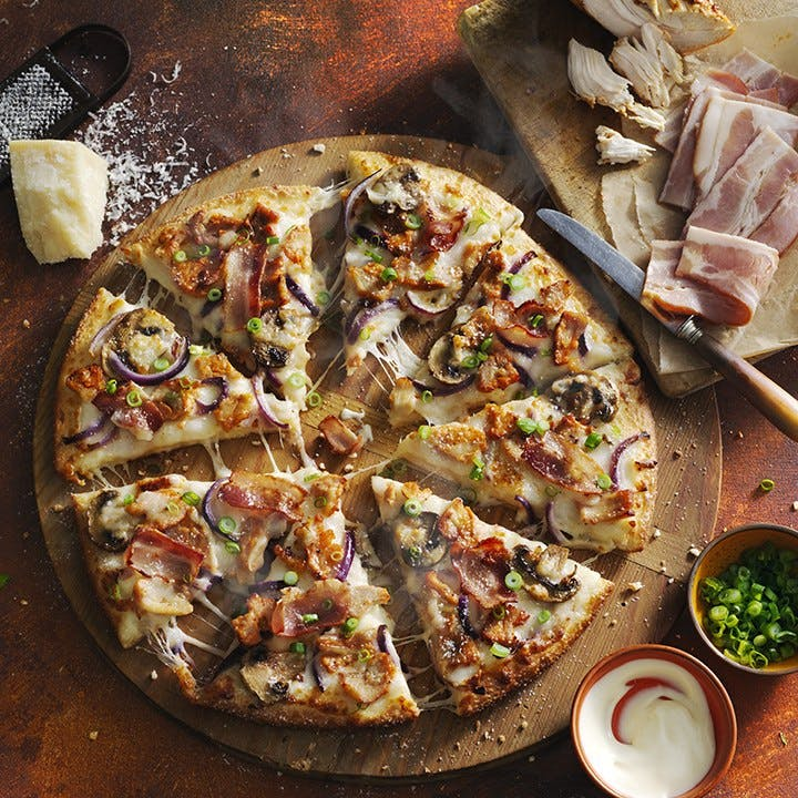 Domino's - Highfields - Accommodation Melbourne