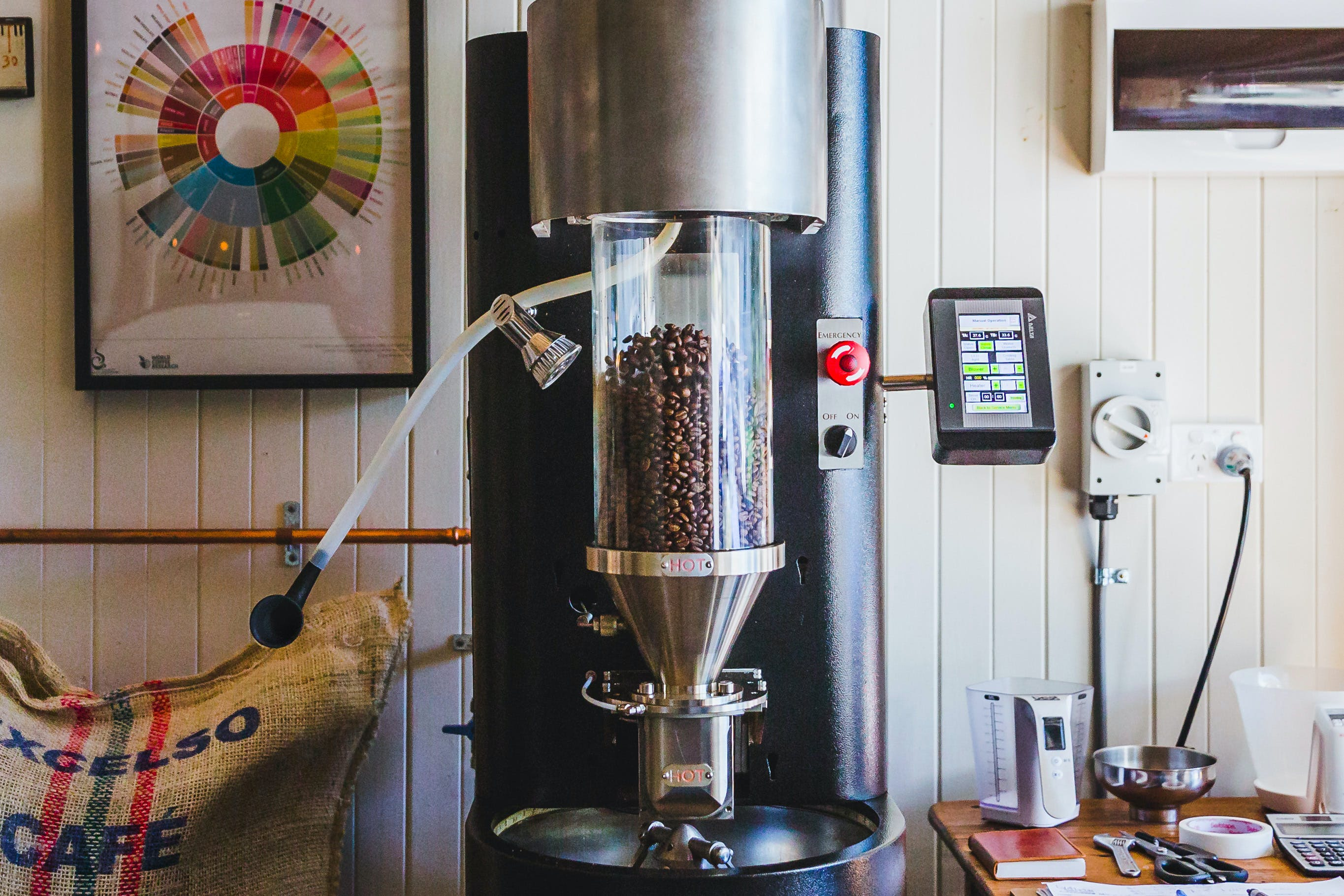 Martin Street Coffee Roasters - Accommodation Melbourne