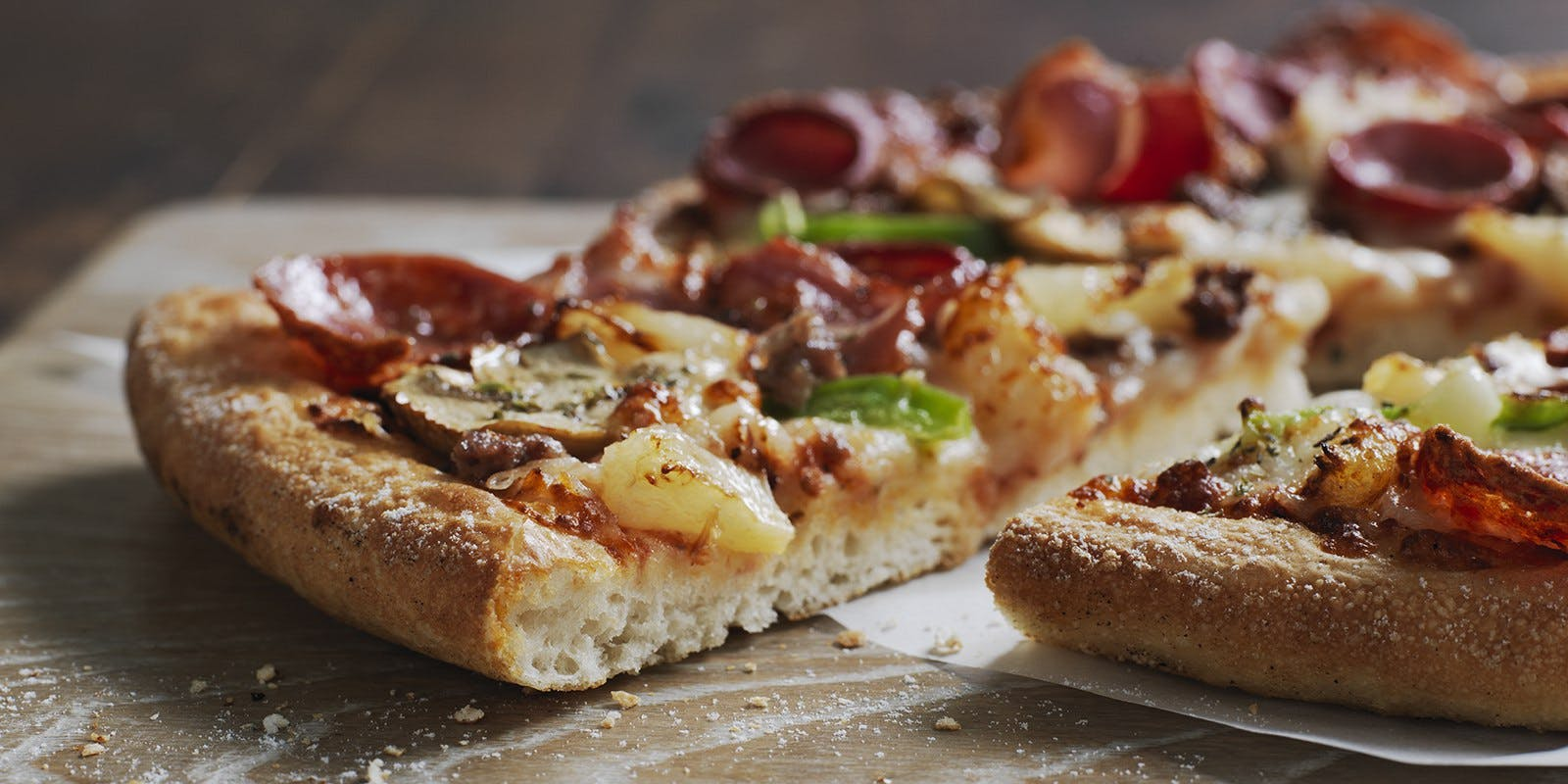 Domino's - Brooklyn Park - Accommodation Melbourne