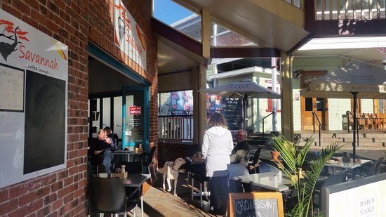 Savannah Coffee Lounge - Accommodation Melbourne