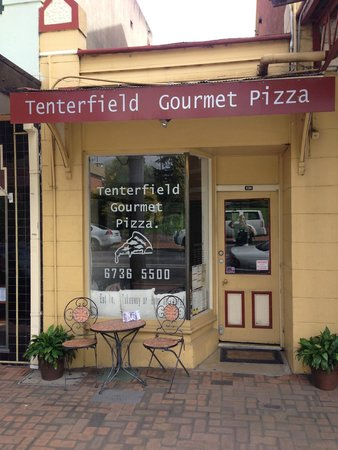 Tenterfield Gourmet Pizza - Accommodation Melbourne