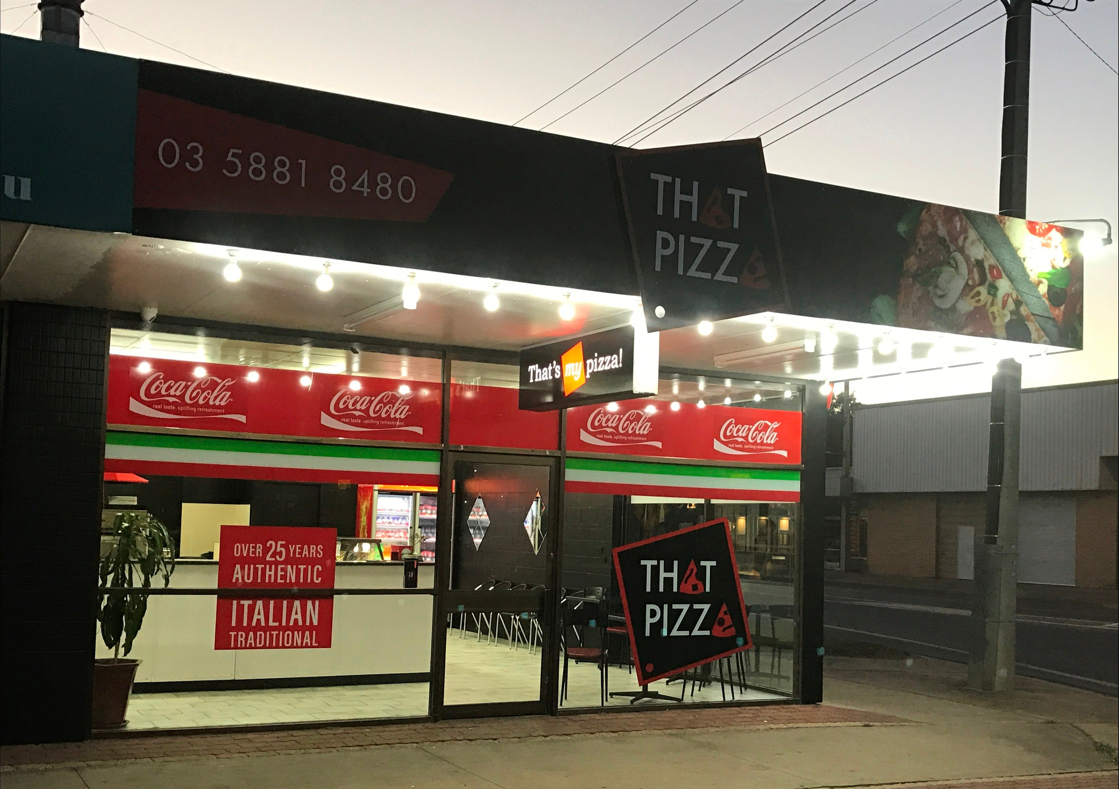 That Pizza - Accommodation Melbourne