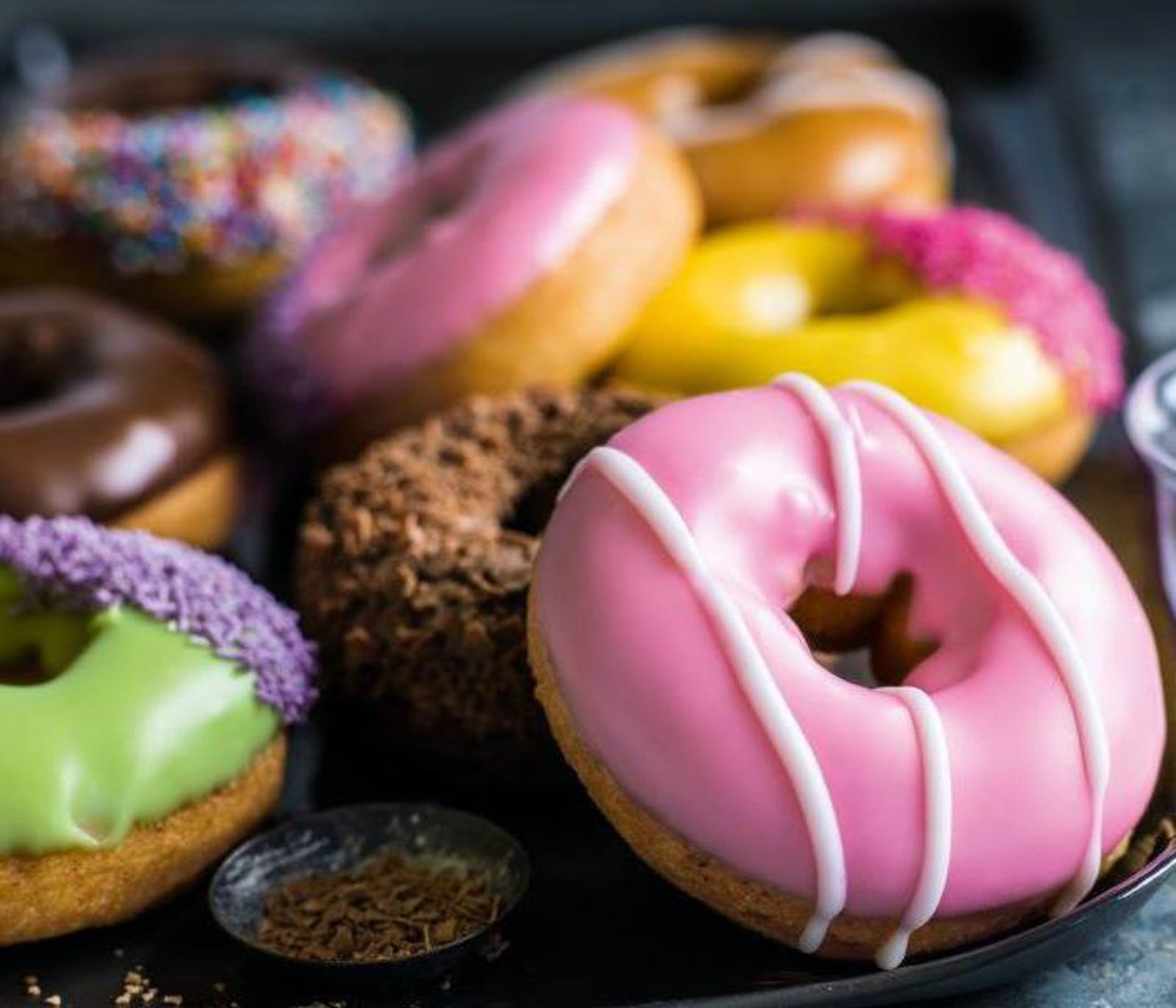 Donut King - Runaway Bay - Accommodation Melbourne
