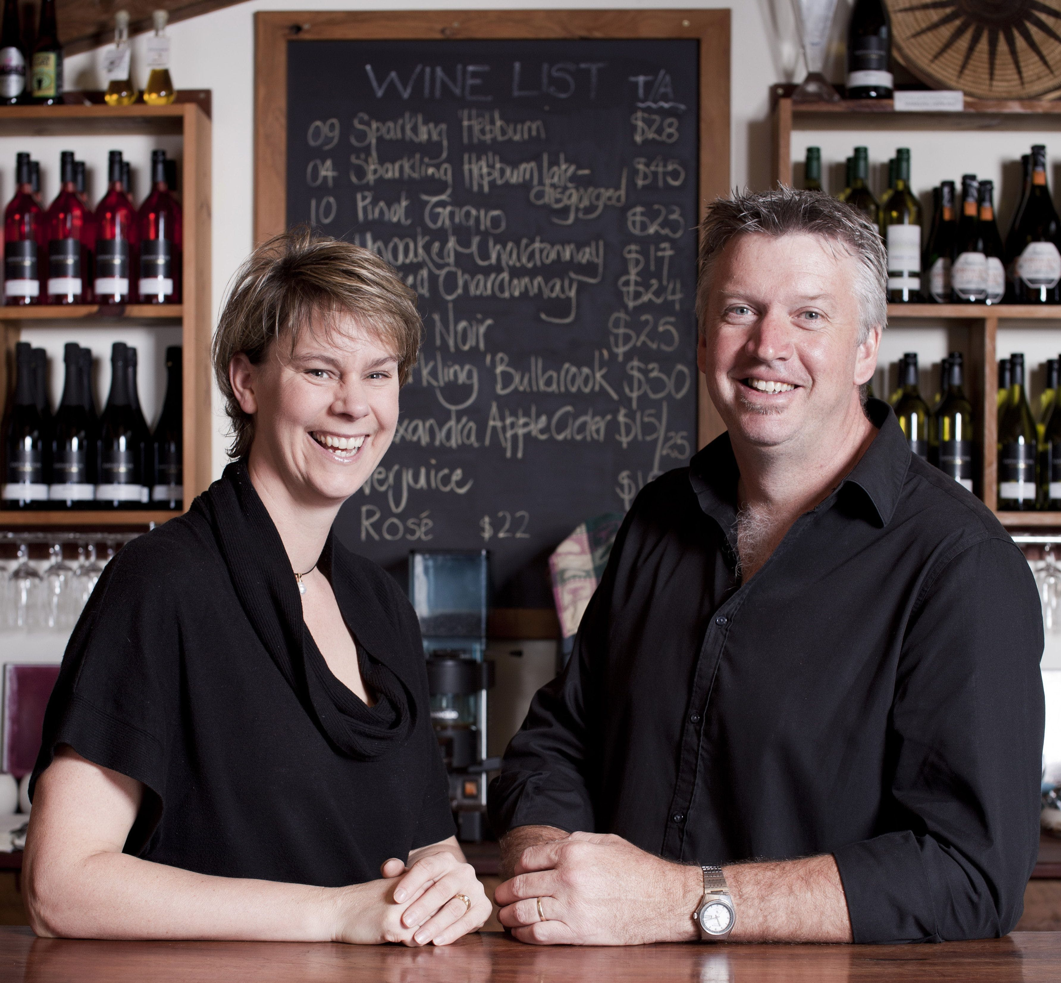 Captains Creek Organic Wines - Accommodation Melbourne