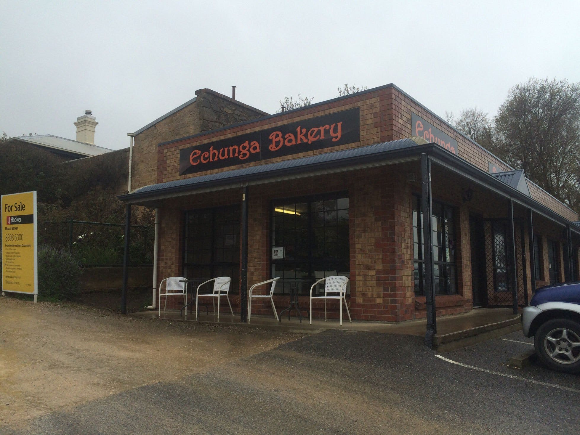 Echunga Bakery - Accommodation Melbourne