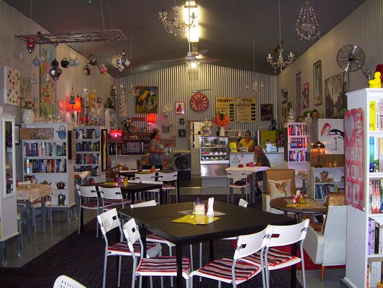 Noelene's Book Cafe - Accommodation Melbourne