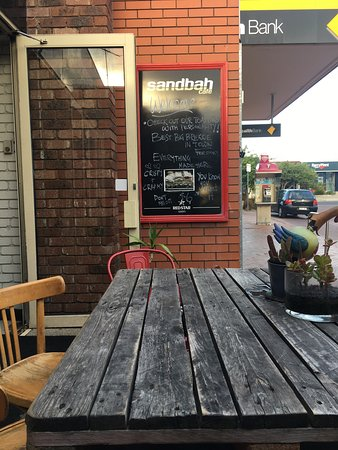 Sandbah Cafe - Accommodation Melbourne