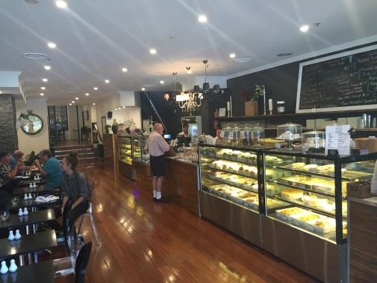 The Park Cafe - Accommodation Melbourne