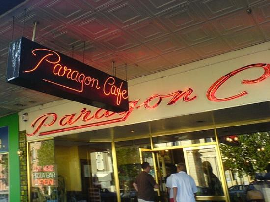 Paragon Cafe - Accommodation Melbourne