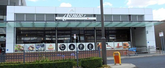 Venue Cafe Bar - Accommodation Melbourne