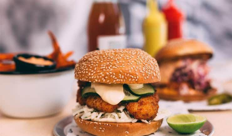 Main Street Burger Bar - Accommodation Melbourne