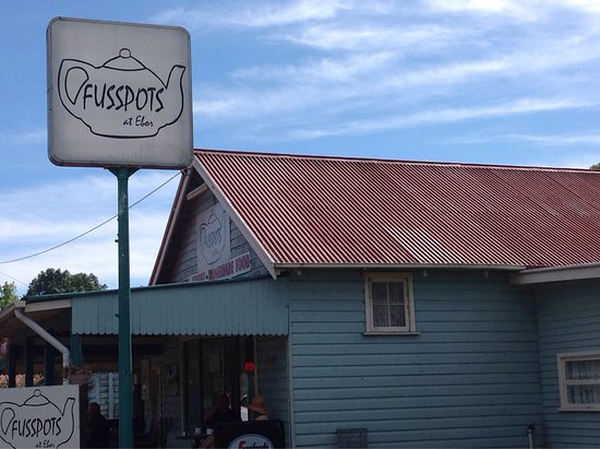 Fusspots at Ebor - Accommodation Melbourne