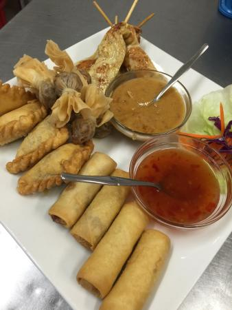Thub Thim Thai Restaurant - Accommodation Melbourne